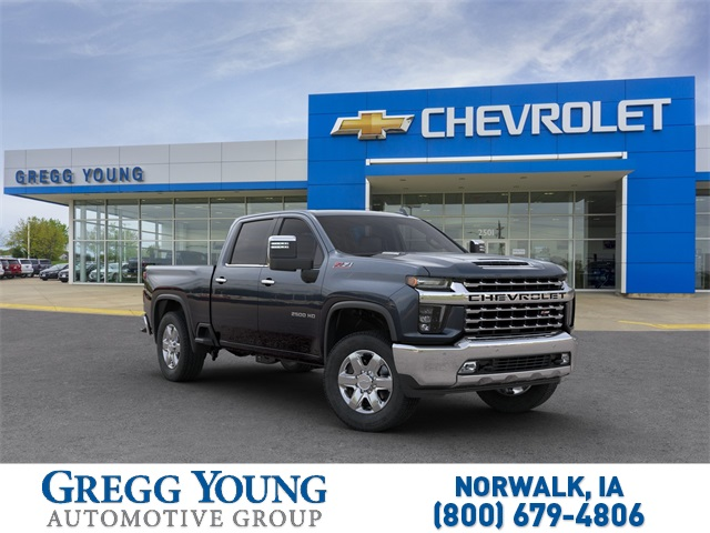 New 2020 Chevrolet Silverado 2500HD Rocky Ridge K2 LTZ