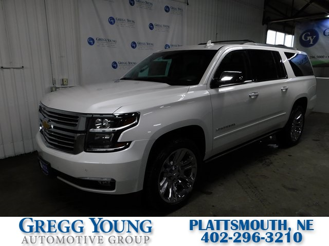 New 2020 Chevrolet Suburban Premier Plus