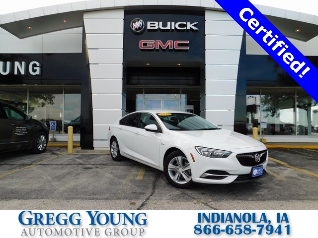 Certified Pre-Owned 2018 Buick Regal Preferred